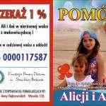 Pomóżmy Ali i Ani