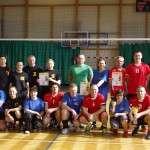 Turniej piłki siatkowej nauczycieli