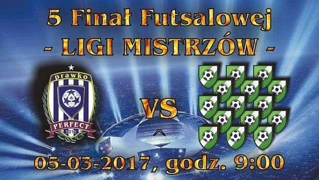 V Finale Futsalowej Podkarpackiej LIGI MISTRZÓW