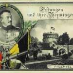 Paul Ritter von Kneussl - zdobywca twierdzy Przemyśl