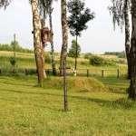 Cmentarz wojenny w Górkach - stan obnecny