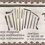 Pokaz instrumentów karpackich