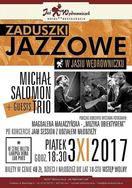 Zaduszki Jazzowe wJASIU WĘDROWNICZKU