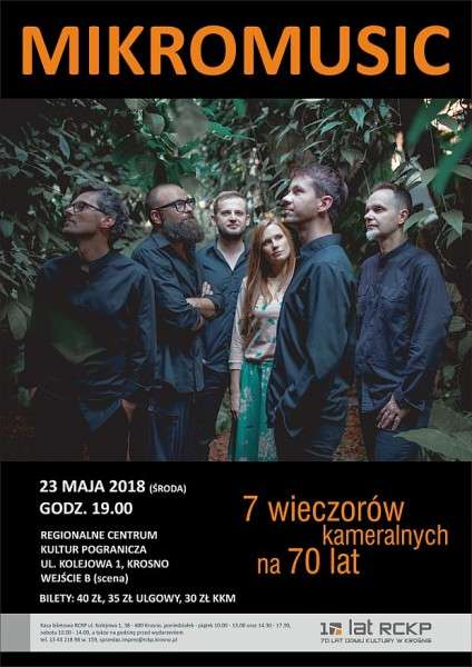 Koncert Mikromusic