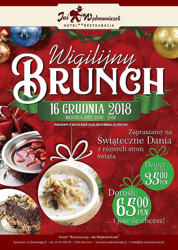 Wigilijny Brunch 2018