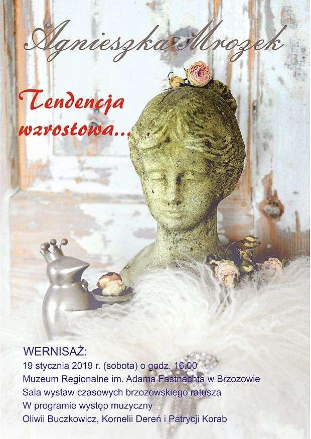 Agnieszka Mrozek - zaproszenie