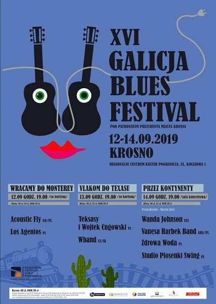 XVI Galicja Blues Festival
