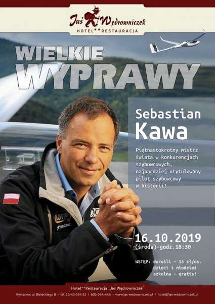 Wielkie Wyprawy - Sebastian Kawa