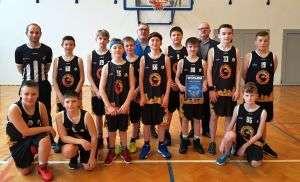 Kolejny sukces koszykarzy z Humnisk [FOTO]