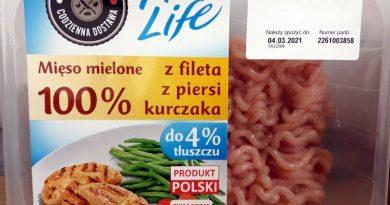 GIS wydał ostrzeżenie! Salmonella w mięsie z Lidla i Biedronki