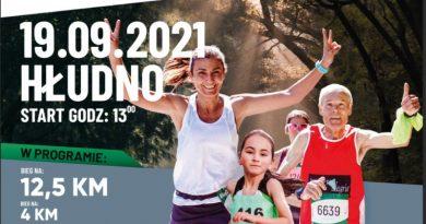 Weź udział w NieTUZINkowym biegu w Hłudnie!