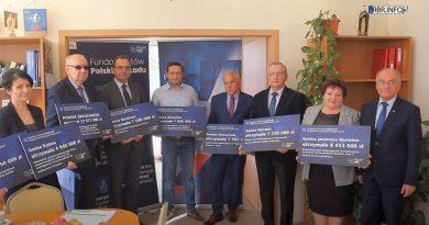 7 samorządów z terenu powiatu brzozowskiego ze wsparciem z Rządowego Funduszu Polski Ład
